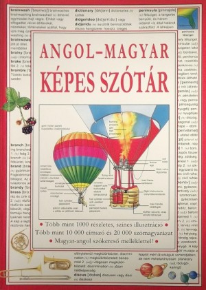 - Angol-magyar k�pes sz�t�r