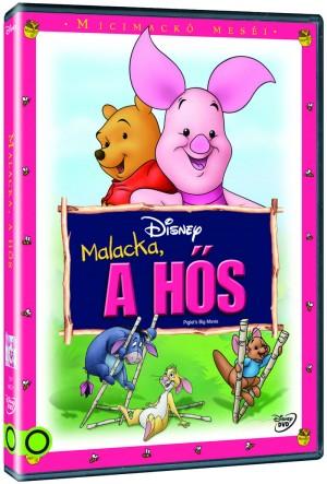 Francis Glebas - Malacka, a h�s - DVD