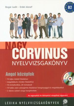 Bog�r Judit - Erdei J�zsef - Nagy Corvinus nyelvvizsgak�nyv