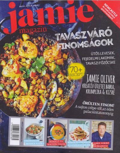Jamie Oliver - Komlósi Dániel  (Szerk.) - Jamie magazin 20.