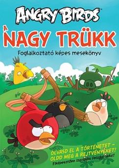 Tomi Kontio - Angry Birds - A nagy trükk