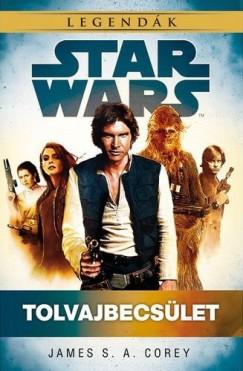 James S. A. Corey - Star Wars legendák - Tolvajbecsület