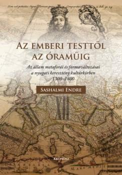 Sashalmi Endre - Az emberi testtől az óraműig