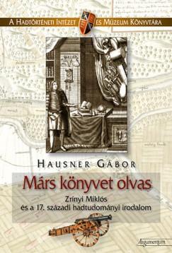 Hausner Gábor - Márs könyvet olvas