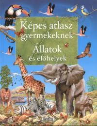 Ana Boblado  (Szerk.) - Képes atlasz gyermekeknek