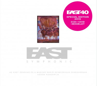 East - Symphonic - 2CD + DVD + Booklet