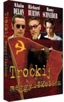 - Trockij meggyilkolása - DVD