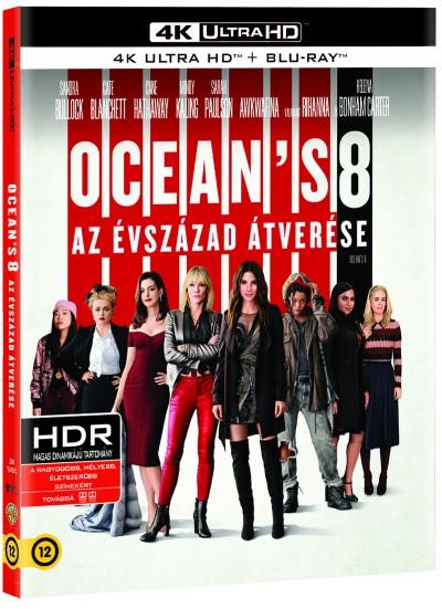 Gary Ross - Ocean's 8: Az évszázad átverése - 4K UHD+Blu-ray