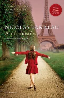 A nő mosolya (Nicolas Barreau)