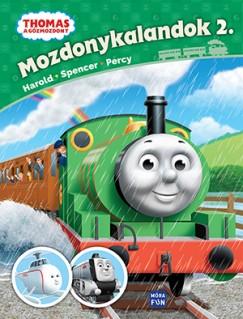 W. Awdry - Thomas, a gőzmozdony - Mozdonykalandok 2.