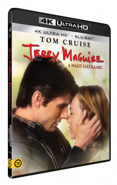 Cameron Crowe - Jerry Maguire - A nagy hátraarc 4K UHD + Blu-Ray