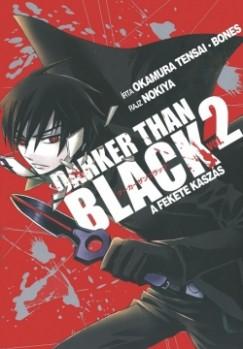 Okamura Tensai - Darker Than Black 2.