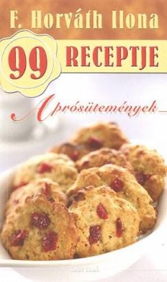 F. Horváth Ilona - Aprósütemények - F. Horváth Ilona 99 receptje 17.