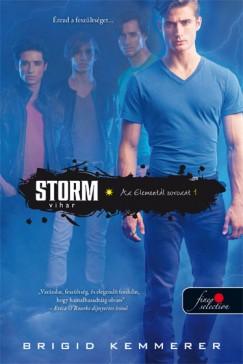 Brigid Kemmerer - Storm - Vihar