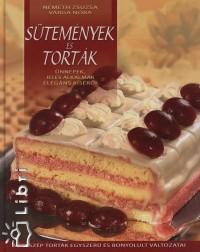 Németh Zsuzsa - Varga Nóra - Sütemények és torták