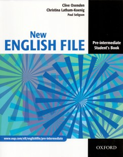 Christina Latham-Koenig - Clive Oxenden - Paul Seligson - New English File Pre-Intermediate - Student's Book