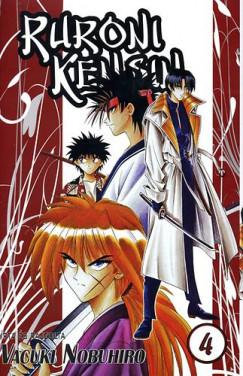Vacuki Nobuhiro - Ruroni Kensin 4.