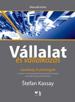 Stefan Kassay - Vállalat és vállalkozás II.