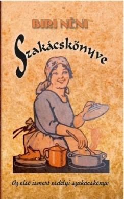 - Biri néni szakácskönyve