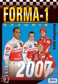 Dávid Sándor - Forma-1 sztorik 2007