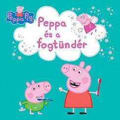 - Peppa malac - Peppa és a fogtündér