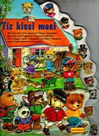 Ute Lutz - Tíz kicsi maci
