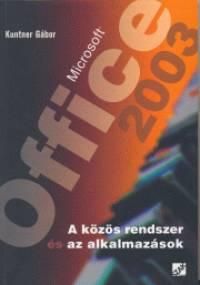 Kuntner Gábor - Microsoft Office 2003