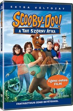 Brian Levant - Scooby-Doo: A tavi szörny átka - DVD