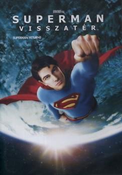 Bryan Singer - Superman visszatér - DVD