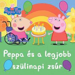 - Peppa és a legjobb szülinapi zsúr