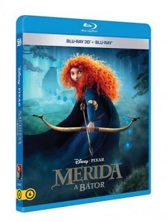 Mark Andrews - Brenda Chapman - Merida, a bátor (3D Blu-ray+Blu-ray)