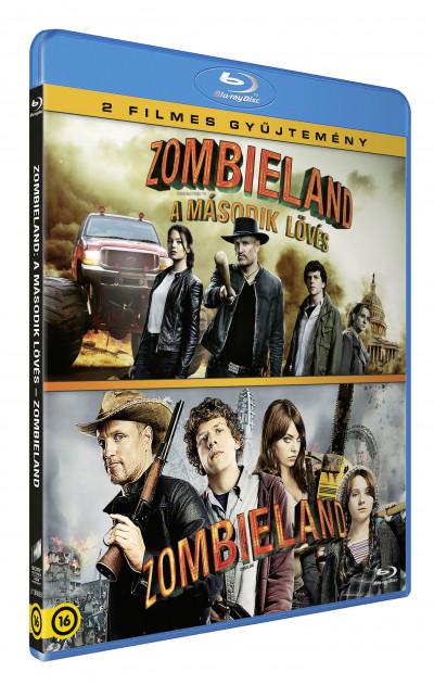 Ruben Fleischer - Zombieland 1-2. - Blu-ray