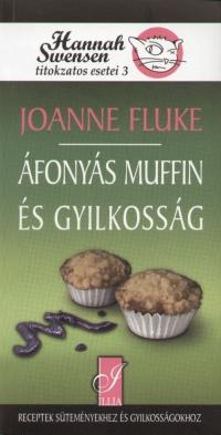 Joanne Fluke - Áfonyás muffin és gyilkosság