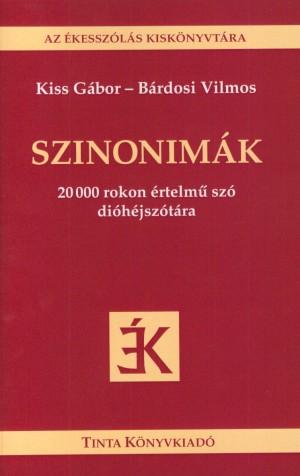 B�rdosi Vilmos - Kiss G�bor - Szinonim�k