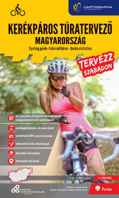 - Kerékpáros túratervező - Magyarország