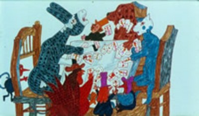 Grimm Testvérek - Brémai muzsikusok - diafilm