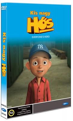 - Kis nagy hős - DVD