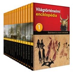 - Világtörténelmi enciklopédia 1-16.