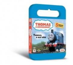- Thomas, a gőzmozdony 1. - A nap hőse - DVD