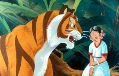 Ják Sándor  (Szerk.) - A dzsungel meséje - Diafilm