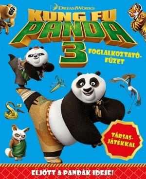 - Kung Fu Panda - 3. foglalkoztat�f�zet