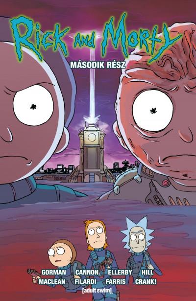 - Rick and Morty - Második rész