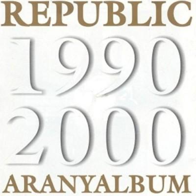 Republic - Aranyalbum - CD