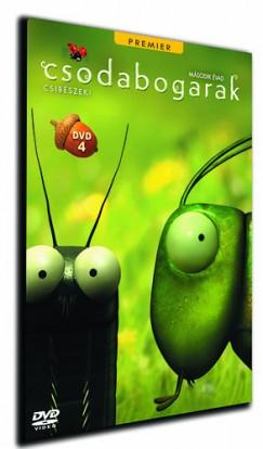 Héléne Giraud - Thomas Szabo - Csodabogarak - 2. évad 4. lemez - DVD