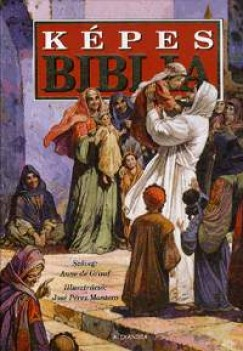 Anne De Graaf - Képes Biblia