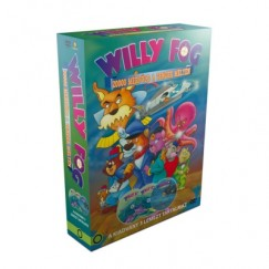 - Willy Fog 3. évad díszdoboz - DVD