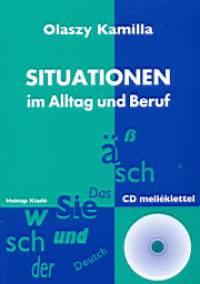 Olaszy Kamilla - Situationen im Alltag und Beruf - CD melléklettel