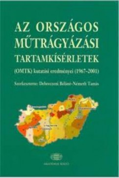 Debreczeni Béláné  (Szerk.) - Németh Tamás  (Szerk.) - Az Országos Műtrágyázási Tartamkísérletek (OMTK) kutatási eredményei
