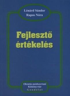 Lénárd Sándor - Rapos Nóra - Fejlesztő értékelés