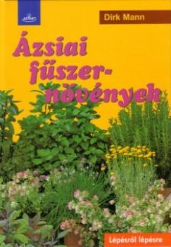 Dirk Mann - Ázsiai fűszernövények